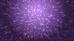 Brilliant violet for background. - stock footage