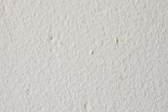 White paint concrete wall background or texture Stock Photos