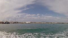Algarve - Armona Island - Boat Trip 2015 B1 55s Stock Footage