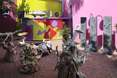 Sculpture in Restaurant Cafe des Arts Kuvituskuvat