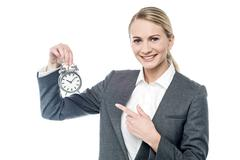 Stock Photo of This is time for work.