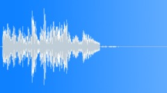 Percussive advance short roll up - sound effect