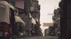 Transportation in Guatemala Stock Footage