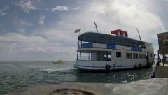 Algarve - Armona Island - Boat Trip Stock Footage