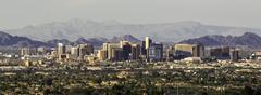 Downtown Phoenix Skyline Kuvituskuvat