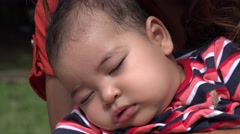 Sleeping Baby, Infant, Asleep Arkistovideo