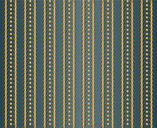 Golden seamless wallpaper. Stock Illustration