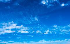 abstract sky - stock photo
