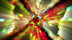 Beautiful Particles in 4K - stock footage