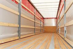 Semi truck horizontal Kuvituskuvat