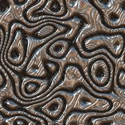 Stock Illustration of Metal bumps seamless generated hires texture
