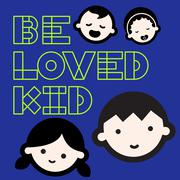 BELOVED KID - stock illustration