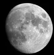 Moon age 11 Stock Photos
