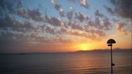 Stock Video Footage of Mallorca Spain Sunset Balearic island timelapse 1