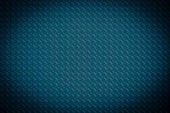 deep blue regular plastic texture - stock photo