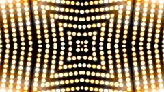 Different Led light virtual studio art 28 - stock footage