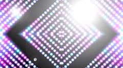 Different Led light virtual studio art 29 - stock footage