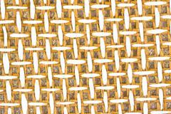 Regular string texture Stock Photos