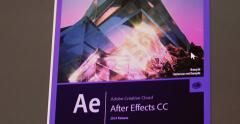 Adobe After Effects CC start Stock Footage