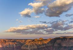 Colorful Sunset at Grand Canyon seen from Mathers Point, South Rim Kuvituskuvat