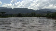 Costa Rica River Stock Footage