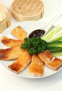 Peking duck - stock photo