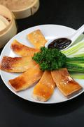 Peking duck - stock photo