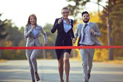 Business marathon Kuvituskuvat