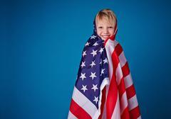 American citizen - stock photo