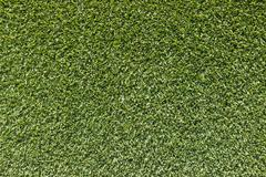 Synthetic grass for background Stock Photos