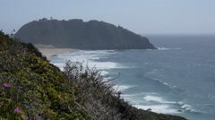 Point Sur Stock Footage