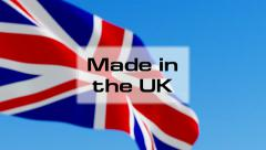 Made in the UK Stock Footage