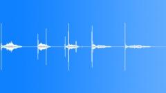 Small Servo Motor x 5 Sound Effect