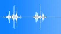 Large Stone Drag x 2 Sound Effect
