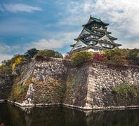 Matsumoto castle, national treasure of Japan Kuvituskuvat