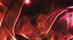 Dark background with inner red light Stock Illustration