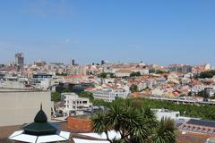 Stock Photo of Lisbon Panorama, Portugal
