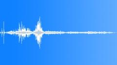Small Hard Debris Rustle 2 Sound Effect