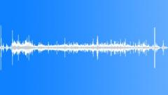 Small Hard Debris Rustle 8 Sound Effect