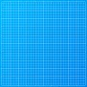 Blueprint background - stock illustration