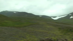 Off Roading ICELAND  Stock Footage