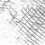 Stock Illustration of Grid Damaged Abstract