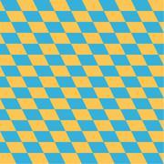 Retro kid vector seamless pattern. Endless texture - stock illustration
