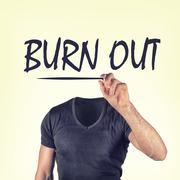 Burn out Stock Photos