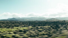 Driving the Ring Road- ICELAND  Stock Footage