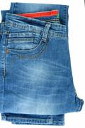 Jeans for men Stock Photos