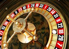 Roulette Stock Illustration