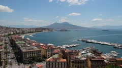 Naples gulf Stock Footage