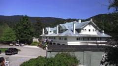 Rosairo Resort , Orcas Island Stock Footage