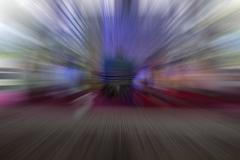 Stock Illustration of purple and pink color radial motion blur illustration abstract